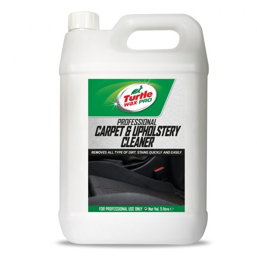 Turtle Wax Pro – Carpet & Upholstery Cleaner – tepovač 5L