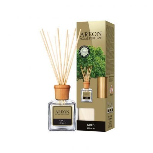 AREON HOME PERFUME LUX 150ML - GOLD
