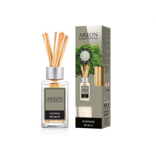 AREON HOME PERFUME LUX 85ML - PLATINUM