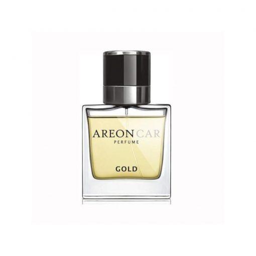 AREON PERFUME NEW 50ML GOLD