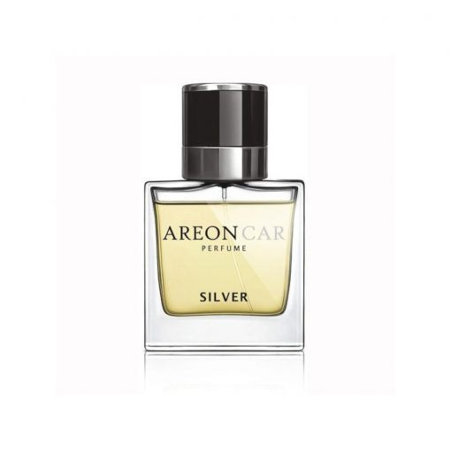 AREON PERFUME NEW 50ML SILVER