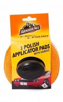 ArmorAll Leštiaci aplikátor s rúčkou - 3ks
