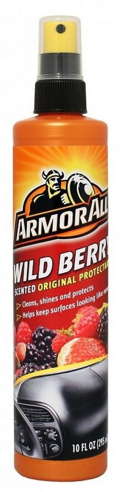 Armor All Protectant – Wild Berry lesklý 295ml