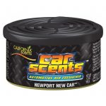California scents Nové auto - New car
