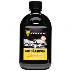 Coyote autošampon s voskom 500ml
