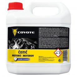 Coyote čistič motorov 3L