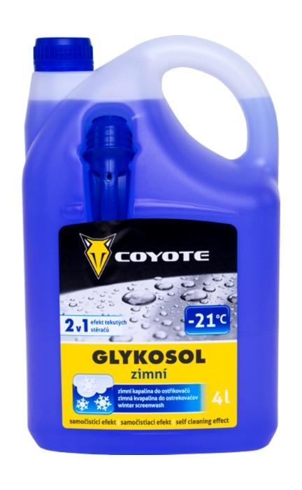 COYOTE kvapalina do ostrekovačov -21 4L 2v1