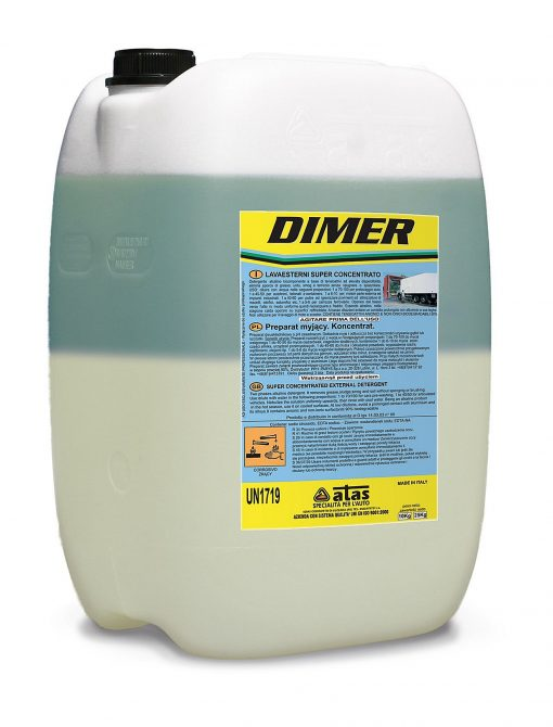 Dimer-superkoncentrát na umývanie 25Kg