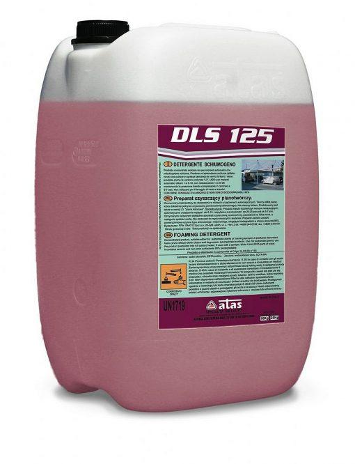 DLS 125 aktívna pena 25kg