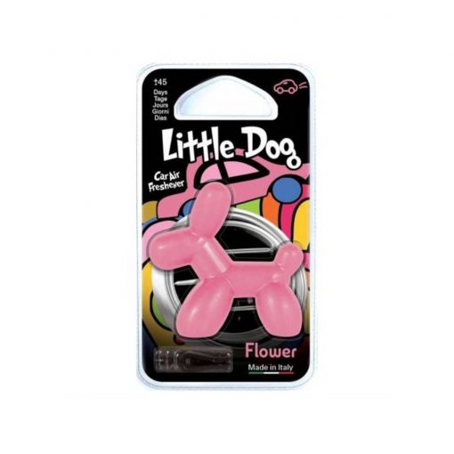Little Dog 3D - Flower
