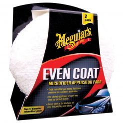Meguiar's Even Coat Microfiber Applicator Pads - mikrovláknové aplikátory 2 ks