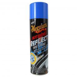 Meguiar's Hot Shine Reflect Tire Shine - lesk na pneumatiky s vysokým leskom 425 g