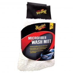 Meguiar's Microfiber Wash Mitt - umývacie rukavice z mikrovlákna