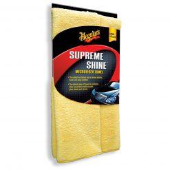 Meguiar's Supreme Shine Microfiber Towel - mikrovláknová utierka 40x60 cm