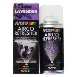 Motip Čistič a osviežovač klimatizácie LAVENDER Spray 150 ml