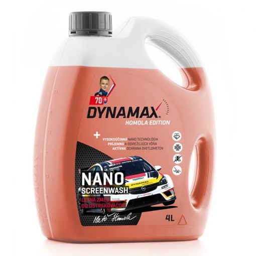 SCREENWASH NANO HOMOLA 4L