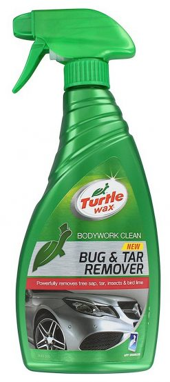 Turtle Wax Bug & Tar Remover - Odstraňovač hmyzu a asfaltu 500ml