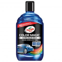 Turtle Wax Color Magic Plus modrý 500ml