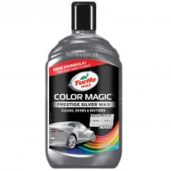 Turtle Wax Color Magic Plus strieborný 500ml