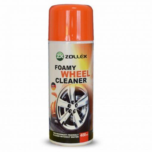 Zollex Penový čistič diskov 400ml BF040Z Foamy wheel cleaner